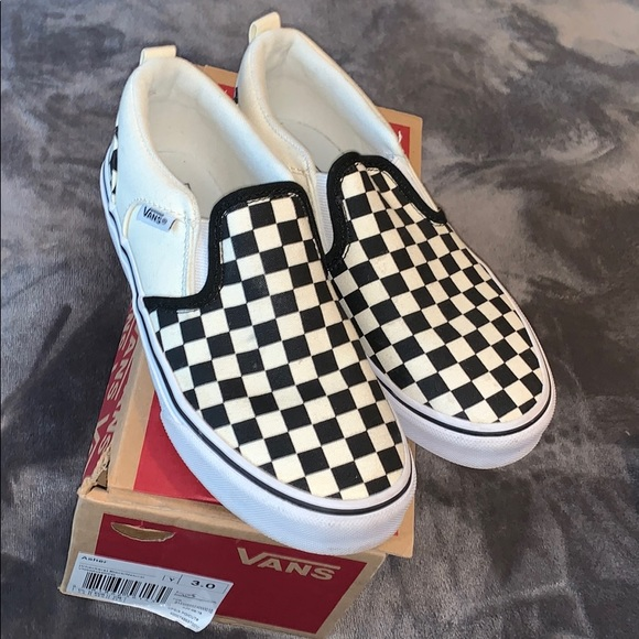 Vans Shoes   Slip On My Son Wore Them